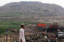 Hãi hùng với đỉnh Everest rác rộng gấp 40 lần sân bóng đá ở Ấn Độ