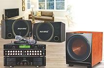 Giải pháp phối ghép Karaoke tại gia có chất lượng trình diễn chuyên nghiệp