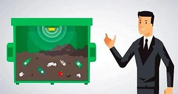 Phát triển đô thị thông minh: Ưu tiên lĩnh vực xử lý rác thải thông minh