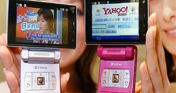 Điện thoại nắp gập Nhật Bản đi trước iPhone hàng chục năm ra sao