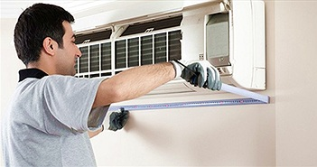 10 bước giúp bạn tự vệ sinh điều hòa tại nhà an toàn