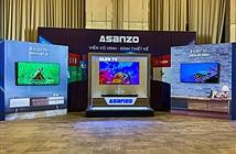 Asanzo ra mắt TV ISLIM siêu mỏng và USLIM dán tường giá từ 8 triệu đồng