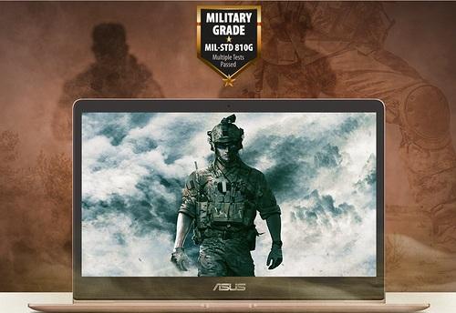Bạn có biết Laptop chuẩn quân đội Mỹ đang là hot trend?