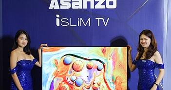 Asanzo ra mắt dòng Tivi OLED dán tường mỏng chỉ 4,5mm cùng bộ đôi iSlim thế hệ mới
