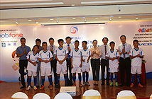 MobiFone tài trợ cho giải bóng đá U13 toàn quốc