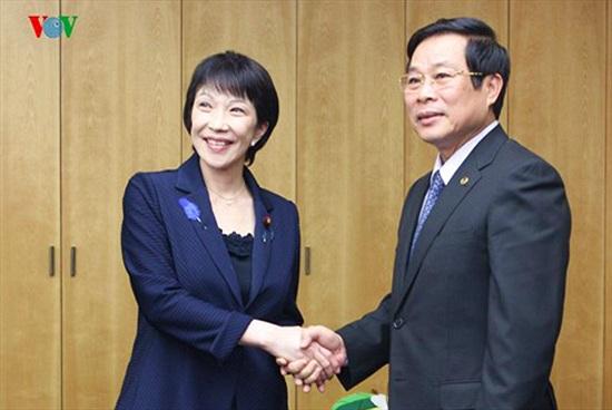 Việt Nam - Nhật Bản tăng cường hợp tác công nghệ thông tin