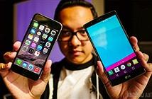 Đọ camera giấu mặt: LG G4 đấu iPhone 6