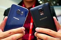 Soi cấu hình ấn tượng của Galaxy Note 5 và Galaxy S6 Edge Plus