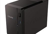 Micro Server GT200 chỉ cao bằng 70% chiều cao iPad