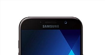 Samsung Galaxy A7 2017: Chống nước mạnh mẽ