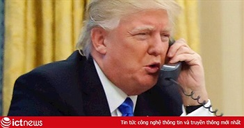 Nhà Trắng tá hỏa vì ông Trump dùng điện thoại cá nhân vô tội vạ
