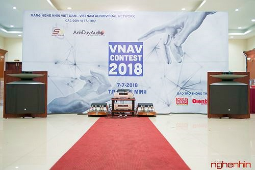 Cuộc thi ampli đèn điện tử công suất lớn tự lắp 2018