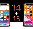 Cách hạ cấp iOS 14 beta về iOS 13 không mất dữ liệu