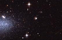 Kính viễn vọng chụp ảnh tiểu hành tinh lao vào nhau
