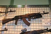 Iran mua khẩu súng trường AK Nga bại trận ở Việt Nam