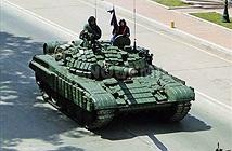 Xe tăng T-72B1 Nga mới giao cho khách hàng có gì lạ?