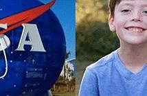 Cậu bé 9 tuổi xin làm vệ binh dải ngân hà ở NASA và cái kết