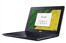 Acer giới thiệu Chromebook siêu bền giá hấp dẫn