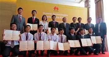 Huawei Việt Nam khởi động Chương trình học bổng Hạt giống Viễn thông
