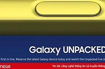 Samsung sẽ làm mọi thứ để có thể bán được càng nhiều Note 9 càng tốt