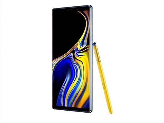 Samsung Galaxy Note 9 chính thức ra mắt