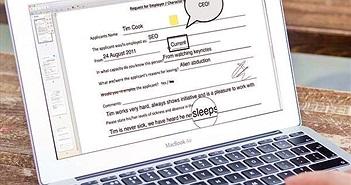 Thủ thuật macOS: dùng Preview để chỉnh sửa tập tin PDF