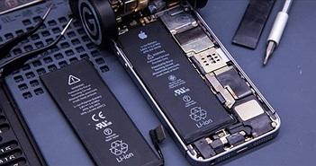 Apple lại khiến người dùng khó chịu với chiêu trò ép thay pin iPhone chính hãng