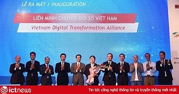 MobiFone tham gia liên minh Chuyển đổi số Việt Nam