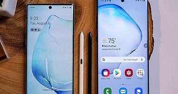 Khách dùng Galaxy Note 8, Note 9 tiết kiệm đến hơn 13 triệu khi lên đời Galaxy Note 10/10+