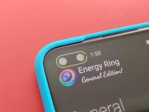 """Energy Ring: Ứng dụng """"trang điểm"""" cho camera selfie thú vị, nhiều tiện ích"""