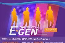 Hào hứng với cuộc thi Đại sứ E-GEN 2015 của TPBank