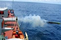 Cực hiếm cảnh tàu Petya III Việt Nam phóng ngư lôi hạng nặng SET-53M