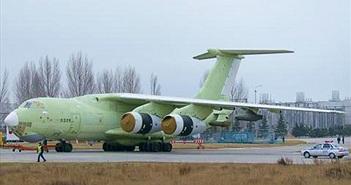 """Máy bay tiếp liệu mới của Nga sẵn sàng """"thống trị bầu trời"""""""