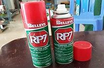 Dầu chống rỉ sét RP7 là gì?