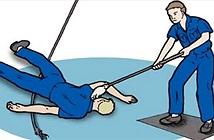 Sơ cứu khi bị điện giật