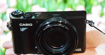 Casio từ bỏ thị trường máy ảnh compact