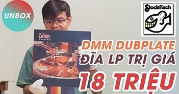 Stockfisch DMM Dubplate - Vì sao đĩa LP lại đắt đến 18 triệu?