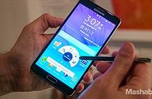 Galaxy Note 4 có thể bị cấm bán tại Mỹ