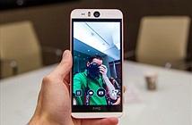 HTC trình làng smartphone tự sướng Desire Eye