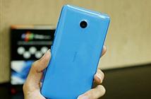 Lumia 630 bán tại Việt Nam có thêm màu xanh Cyan