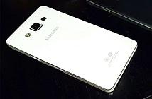 Dòng smartphone viền kim loại Samsung A Series lộ diện