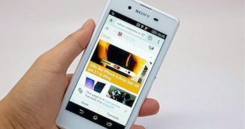 Sony Xperia E3 về Việt Nam giá 5 triệu đồng