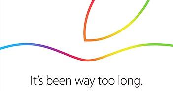 Apple chính thức xác nhận sự kiện iPad vào ngày 16/10