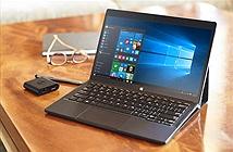 Dell ra mắt máy tính lai XPS 12: màn hình IGZO 12,5 4K, Thunderbolt 3 USB-C, Core M5, giá từ 999$