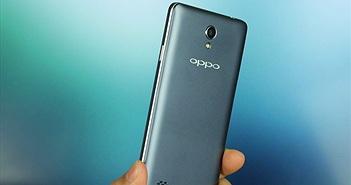 Smartphone giá rẻ Oppo Joy 3 giảm giá nhẹ sau ngày mở bán