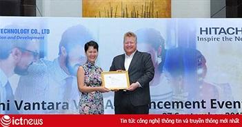 Hitachi Vantara đặt mục tiêu tăng 200% thị phần tại Việt Nam