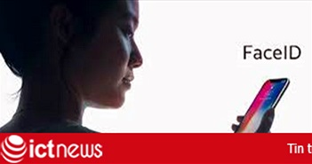 iPhone X tạo trào lưu sử dụng cảm biến nhận diện khuôn mặt trên Android