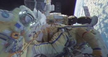 Toàn cảnh trạm vũ trụ ISS nhìn từ không gian qua video 360 độ