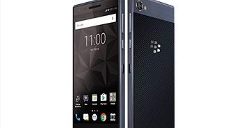Motion - smartphone đầu tiên của BlackBerry hỗ trợ chống nước