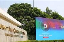 BKAV đã sẵn sàng cho sự kiện Bphone 3, băng rôn lộ nhiều bí mật